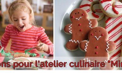 Apprendre l'anglais en cuisinant avec notre atelier Mini Chefs !