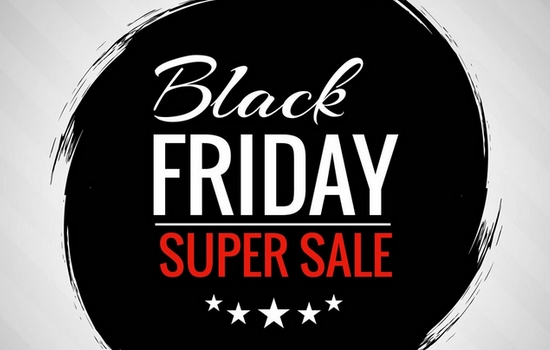 black friday firstep