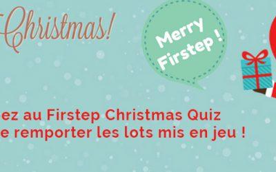 Concours : Jouez au Firstep Christmas Quiz !