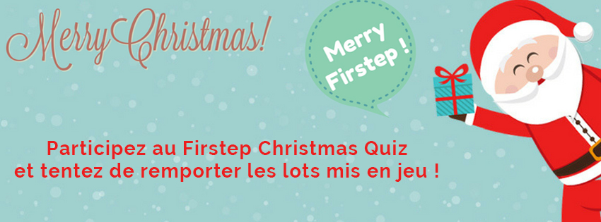 concours noel Firstep