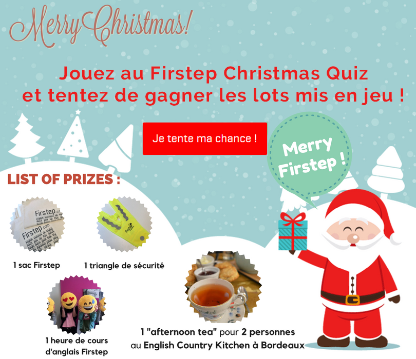 Merry Firstep Quiz