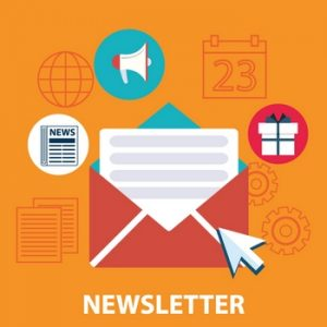newsletter Firstep